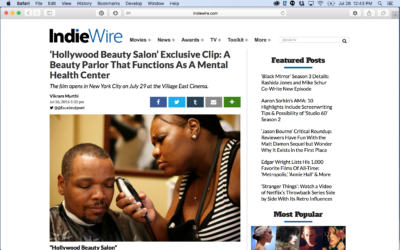 Hollywood Beauty Salon on IndieWire.com